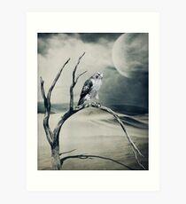 Dust Bowl... Art Print