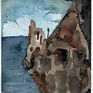 « Les falaises de Bretagne » par studiocyanotype