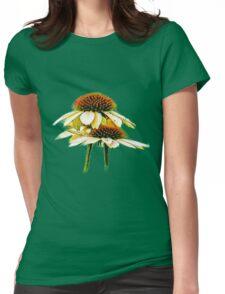 Summer Memories Womens Fitted T-Shirt