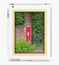 Rural Postbox iPad Case/Skin