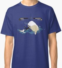 Achab and Moby Classic T-Shirt