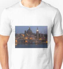 Valletta at Night T-Shirt