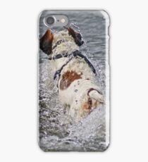 Playing in the Water iPhone Case/Skin