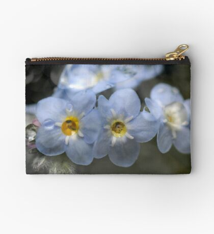 Forget-me-not Studio Pouch
