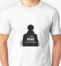 sher locked Unisex T-Shirt