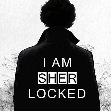 sher locked by polyart