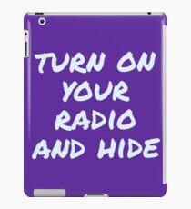Radio iPad Case/Skin