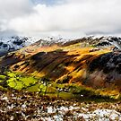 Velvet Hills by Andy Bennette