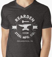 Rearden Steel Men's V-Neck T-Shirt