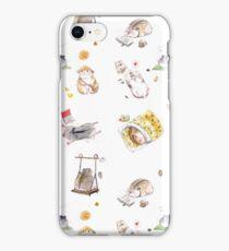 Fluffy Hamster iPhone Case/Skin
