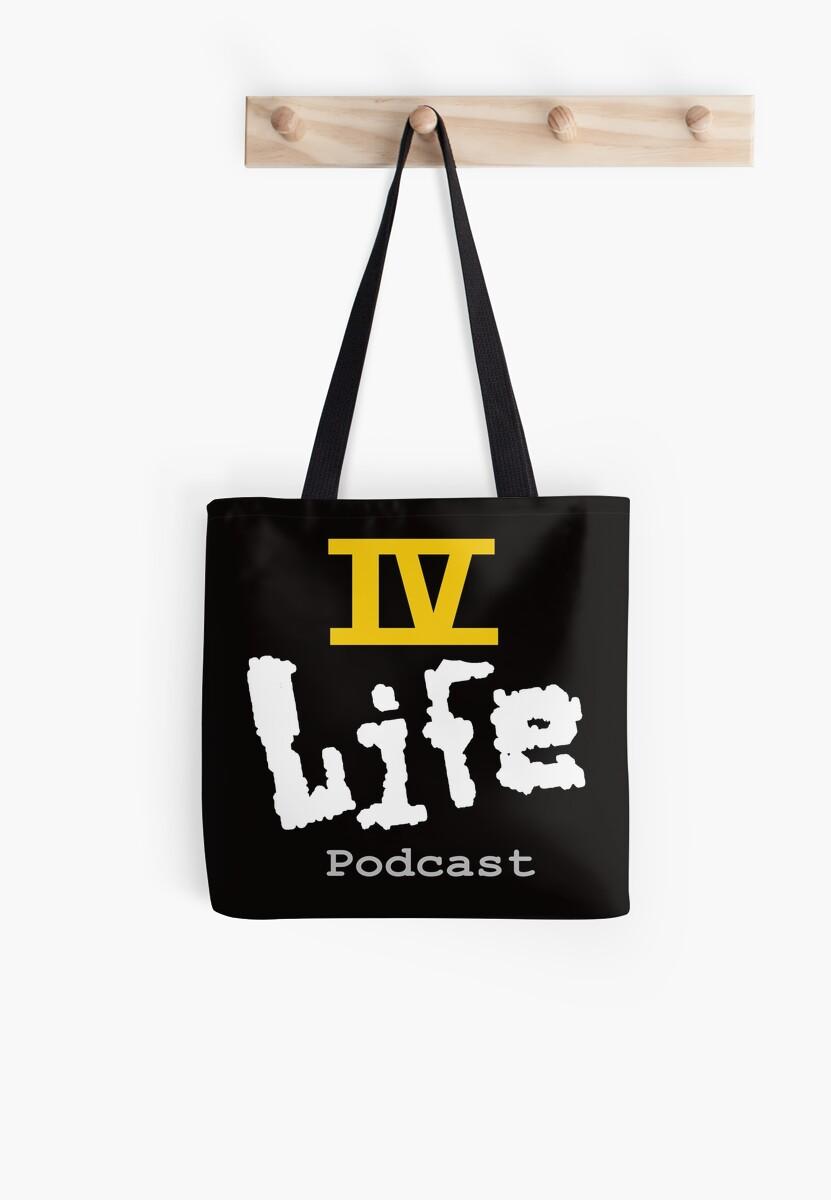 IV Life Podcast Logo Shirt by ivlifepodcast