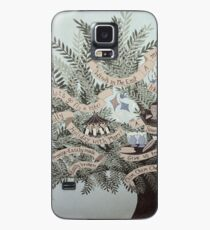 An Inspirational Tree Case/Skin for Samsung Galaxy