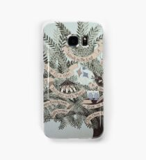 An Inspirational Tree Samsung Galaxy Case/Skin