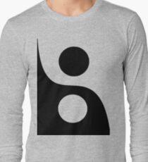 Yin and Yang. Long Sleeve T-Shirt