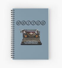 Writer Spiral Notebook