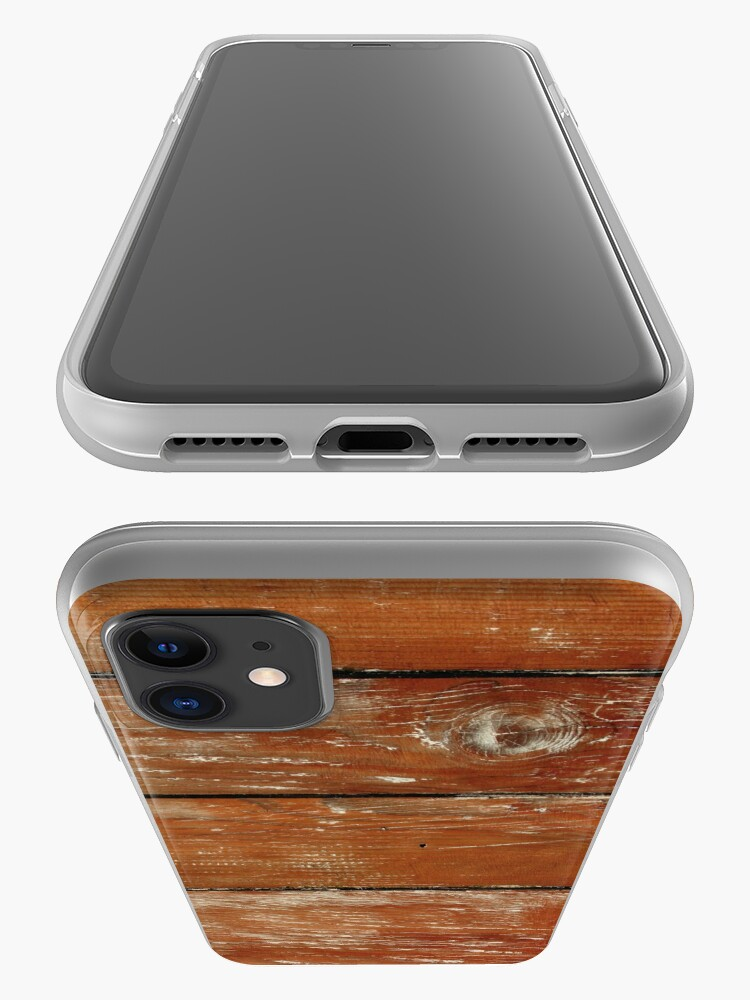 Alternate view of Old wood 4 iPhone Case & Cover