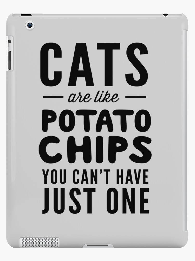 ff82c3b0f Cats are like potato chips. You can't have just one