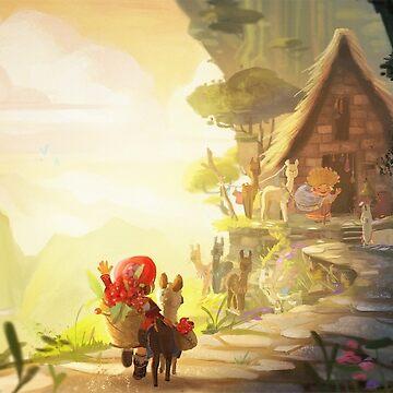 The Return Home  by JuliaBlattman