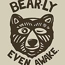 HI(BEAR)NATE by Dylan Morang