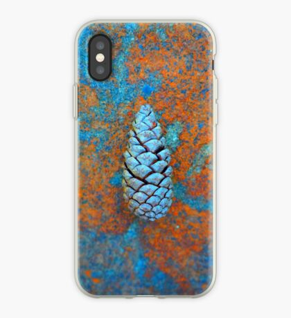 Solo Pine Cone iPhone Case