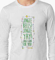 Jingle yay! Langarmshirt