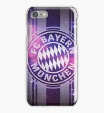 Bayern Munchen Galaxy iPhone Case/Skin