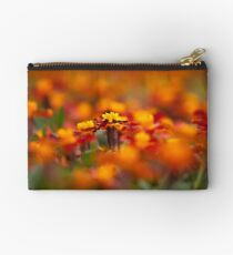 Marigolds for miles Studio Pouch
