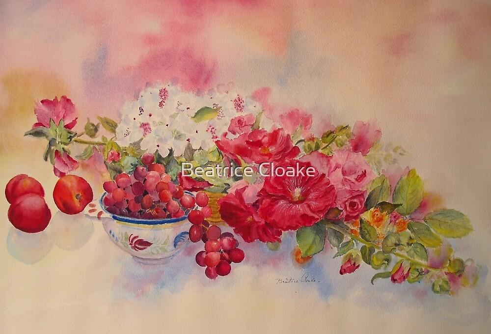 PLENTIFUL by Beatrice Cloake