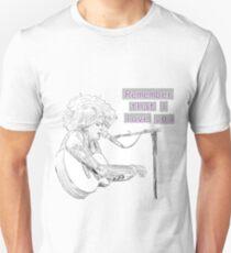 Kimya Dawson- Remember that I love you Unisex T-Shirt