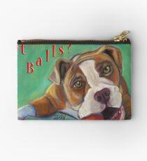 Bulldog - Spay/Neuter Studio Pouch