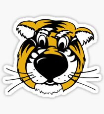 Truman the Tiger Sticker