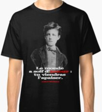 Poetry Classic T-Shirt