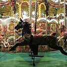 Carousel Black Beauty by CreativeEm