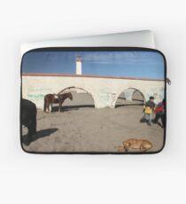 La Serena Lighthouse - Chile Laptop Sleeve