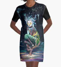 Stars Graphic T-Shirt Dress