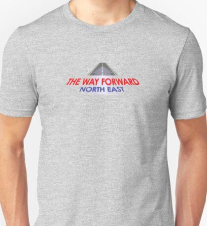 Way Forward North East Logo T-Shirt