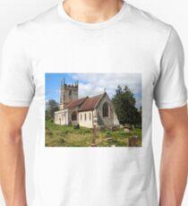 St Giles - Imber, Wiltshire, UK Unisex T-Shirt