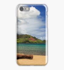 A Lazy Day In Hanalei iPhone Case/Skin