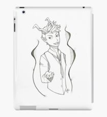 Ruler of the Underworld iPad Case/Skin