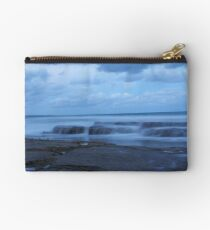Water Over Rocks Studio Pouch