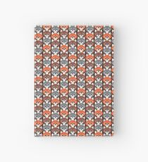 Endless Foxes! Hardcover Journal