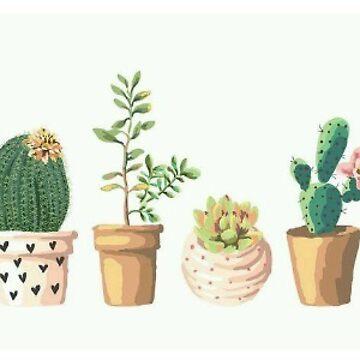 Mini Cactus de clairechesnut