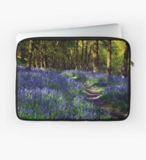 Bluebell Woods Laptop Sleeve