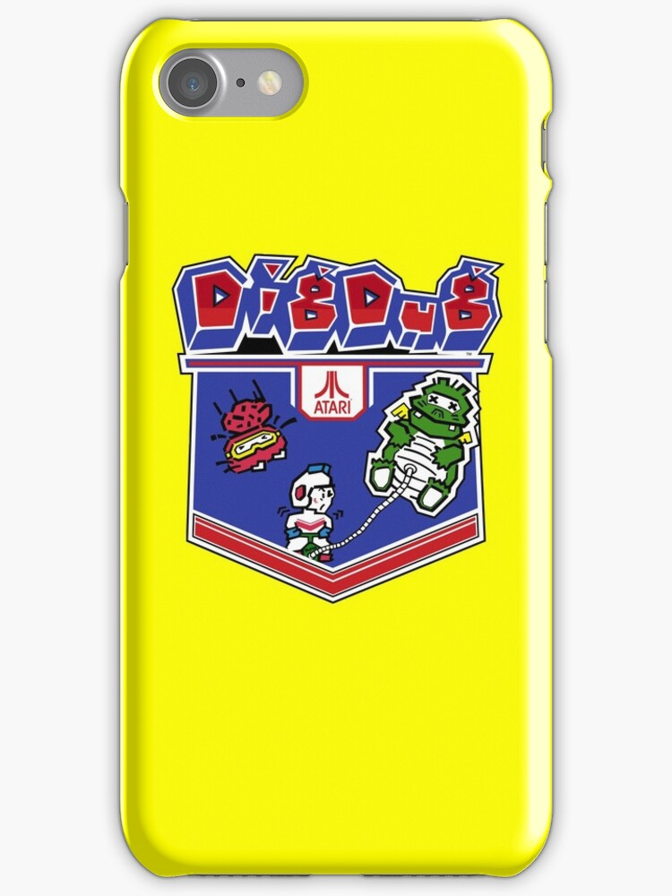 Dig Dug by edwoodjnr
