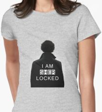 I am SHERlocked Women's Fitted T-Shirt