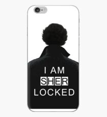 I am SHERlocked iPhone Case