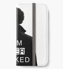 I am SHERlocked iPhone Wallet/Case/Skin