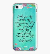 Books Are....  iPhone Case/Skin