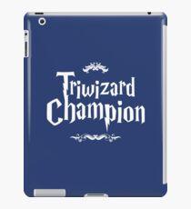 Triwizard Champion iPad Case/Skin