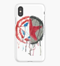 Bucky And Cap iPhone Case